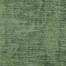 Essentials Chenille Upholstery Drapery Fabric Green / Basil
