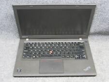 "Lenovo ThinkPad T440 14"" Laptop with Intel Core i3 1.70GHz 4GB RAM 320GB HDD"