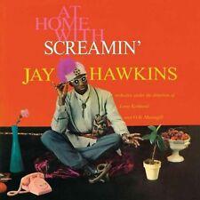 SCREAMIN' JAY HAWKINS At Home With Screamin' Jay Hawkins RUMBLE Sealed Vinyl LP