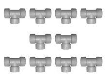 Polyplumb Tee 22 mm PB222 (paquete de 10)