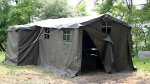 Tente militaire de commandement M53 Armée Suisse