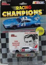 Nascar 1969 Rookie of the Year Dick Brooks #32 Plymouth Winged Superbird