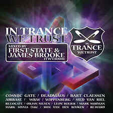 First State & James Brooke In Trance We Trust (2 CD Set)