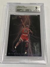 1993-94 Ultra Scoring Kings #5 Michael Jordan Beckett Mint 9