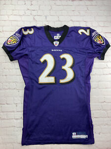 PSA/DNA Authentic TEAM ISSUED Baltimore Ravens #23 McGAHEE Football Jersey AUTO
