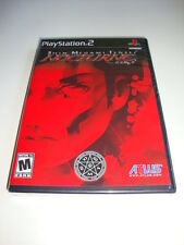 Shin Megami Tensei Nocturne - NEW SEALED - ATLUS Sony Playstation 2
