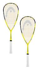 Head Youtek Cyano 2 115 squash racquet racket - 2 pack bundle -cyano2 - warranty