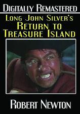 LONG JOHN SILVER'S RETURN TO TREASURE ISLAND - DVD - Region Free - Sealed