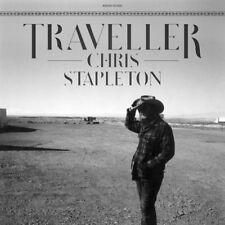 CHRIS STAPLETON TRAVELLER CD NEW