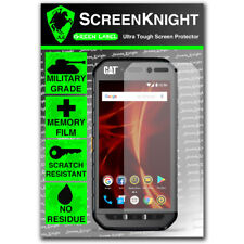 ScreenKnight Caterpillar CAT S41 SCREEN PROTECTOR invisible shield