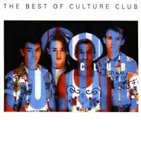 Culture Club Best of (1989) [CD]