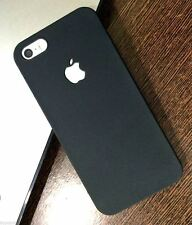 for apple iPhone 5 5s SE (Precise LOGO-CUT) Back Cover Case good material