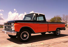 1966 Ford F-250 Camper Special