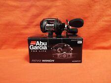 ABU GARCIA REVO Winch Baitcast Reel Gear Ratio 5.4:1 #1265428 (RVO3 WNCH) RH