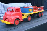 Wyandotte Construction Co Steel Hauler plastic cab - Pressed Steel - USA