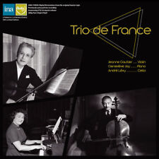 Trio de France - Faure & Ravel Trios [New Vinyl LP]