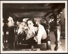 JOAN CRAWFORD & DOUGLASS MONTGOMERY 1930 Vint Orig Photo PAID pre-code drama