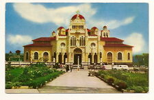Basillica of our lady of the angels Prectector of Costa Rica Cartago Postcard
