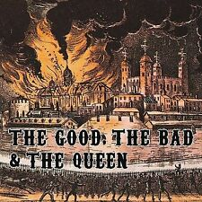 Good The Bad & The Queen - Self Titled CD Damon Albarn Danger Mouse Simon Tong
