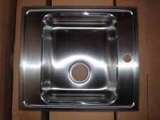 Elkay DRKAD222055 Lustertone Classroom Stainless Steel Top Mount Sink NIB NEW!