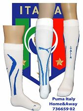 ITALIA home & away socks BIANCO; UK 6-8; noi 7-9; euro 39-42; adulti POWERCAT