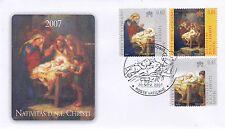 Vatikan 2007 FDC Nr.1597 - 1599