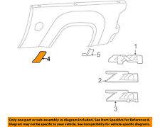 GM OEM Pick Up Box Bed-Stone Deflector Guard Right 15952194