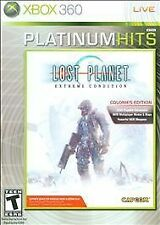Microsoft XBox 360 Game LOST PLANET: EXTREME CONDITION - COLONIES ED.