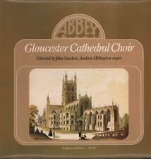 Gloucester Cathedral Choir(Vinyl LP)Gloucester Cathedral Choir-Abbey-LP-Ex/NM