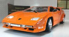 Voitures miniatures orange pour Lamborghini