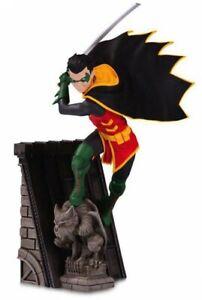 DC Batman Bat Family Robin 6.2-Inch Multi-Part Statue Diorama [Damian]
