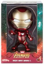 Marvel Avengers: Infinity War Cosbaby Iron Man Mark L 4-Inch Bobble Head