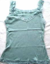 Unbranded Cotton Blend Camisoles & Vests for Women