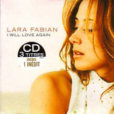 I WILL LOVE AGAIN - FABIAN LARA (CD SINGLE)