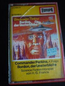 Commander Perkins Folge 4 MC  0riginal