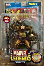 Marvel Legends Series 1 Toad Figure