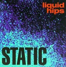 Liquid Hips Static (1994) [CD]