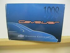 1998 CHEVROLET CHEVY CAVALIER OWNERS MANUAL OEM