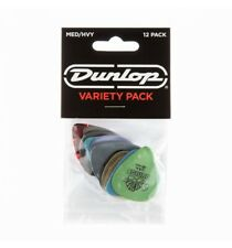 Dunlop PVP102 - Pack de 12 médiators medium & heavy