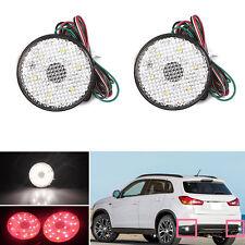 Side Marker Lamp Rear Bumper Tail Fog Light for Mitsubishi Outlander Sport 2015~