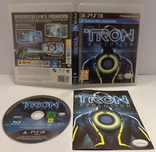 Console Game Playstation 3 PS3 PAL ITALIANO Play Disney ITA - TRON EVOLUTION -