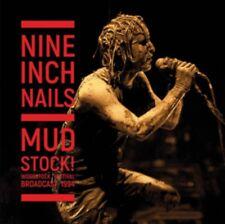Nine Inch Nails - Mudstock! (woodstock 1994) (clear Vinyl) NEW 2 x LP