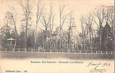BR56974 kemmel het Kasteel le chateau    Belgium