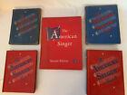 5+The+American+Singer+Books+1%2C3%2C4%2C5%2C6+John+Beattie+American+Book+Company+1950-54