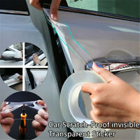 Car Anti Scratch Invisible Clear Guard Sticker Bumper Door Handle Protect Film