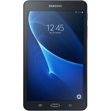 Samsung Galaxy Tab a t285 7.0 (2016) LTE BLACK ANDROID TABLET PC senza contratto