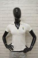 Polo PLAYLIFE Donna Taglia Size XS Maglia Maglietta Camicia Shirt Woman Bianco
