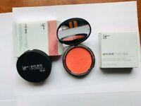 It Cosmetics Bye Bye Pores Poreless Finish Airbrush Brightening Blush - CHOOSE Y