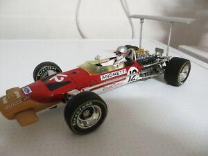 Formel 1 Lotus 49 B, Andretti, Gold Leaf Lotus Team von Quartzo 1:18