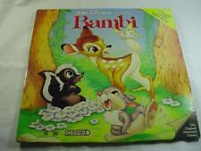 Walt Disney's Classic Bambi - Stereo Laserdisc